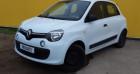 Renault Twingo III SOCIETE 1.0 SCe 70 E6 Life - 5P Blanc à Fontenay-le-vicomte 91