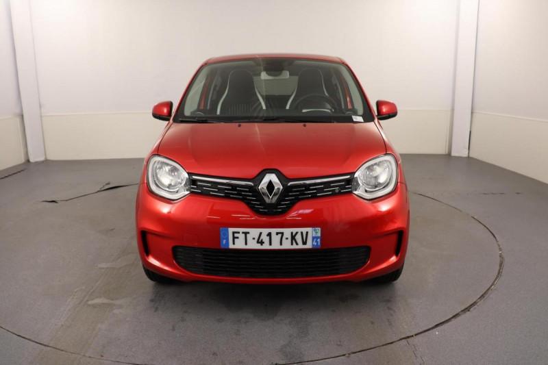 Renault Twingo III TCe 95 EDC Intens Rouge occasion à Saint-Herblain