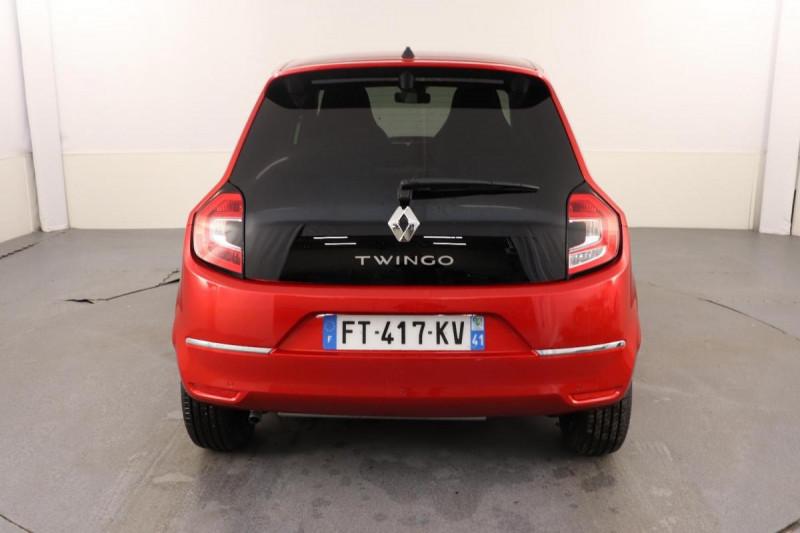Renault Twingo III TCe 95 EDC Intens Rouge occasion à Saint-Herblain - photo n°6