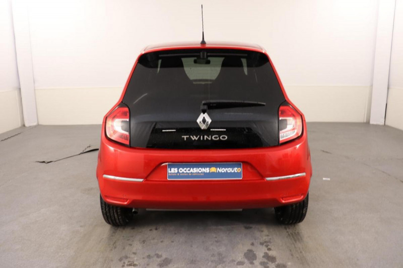 Renault Twingo III TCe 95 EDC Intens Rouge occasion à Toulouse - photo n°4