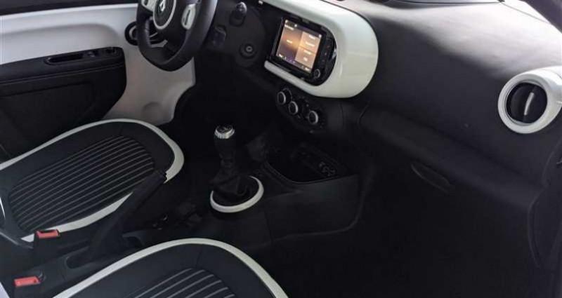 Renault Twingo III TCe 95 Intens Blanc occasion à SAINT FULGENT - photo n°2
