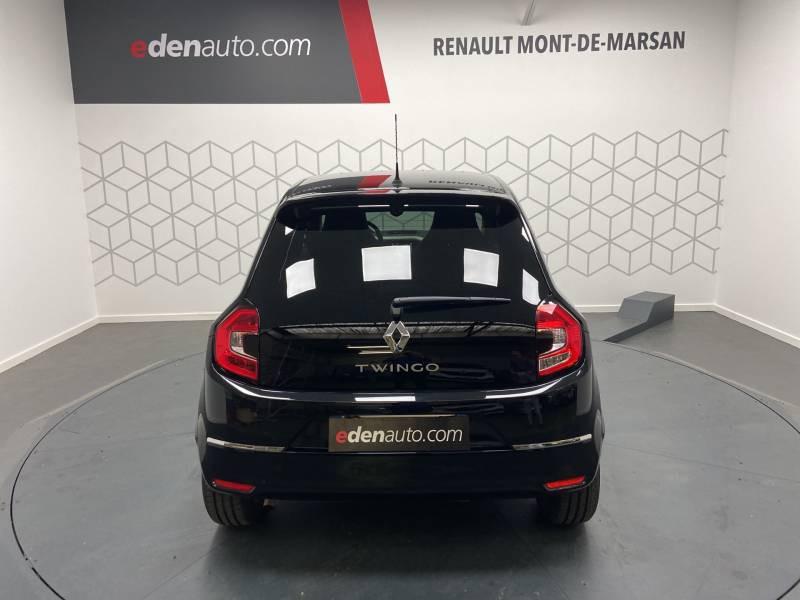 Renault Twingo III TCe 95 Intens Noir occasion à Mont de Marsan - photo n°19