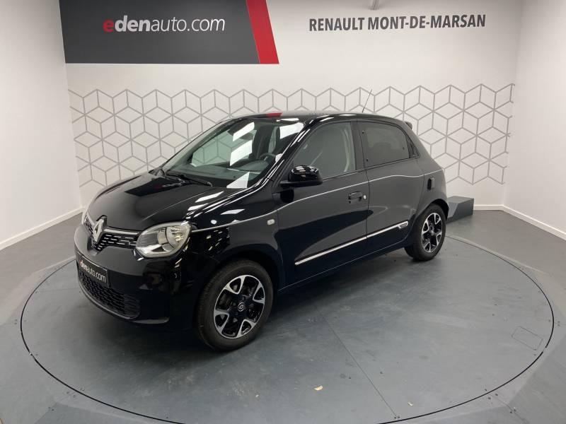Renault Twingo III TCe 95 Intens Noir occasion à Mont de Marsan