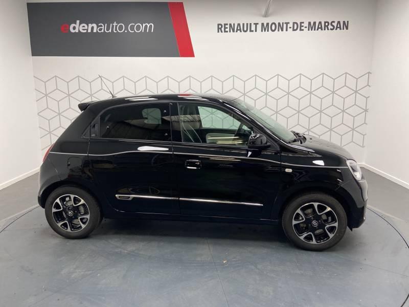 Renault Twingo III TCe 95 Intens Noir occasion à Mont de Marsan - photo n°16