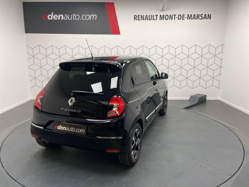 Renault Twingo III TCe 95 Intens Noir occasion à Mont de Marsan - photo n°18