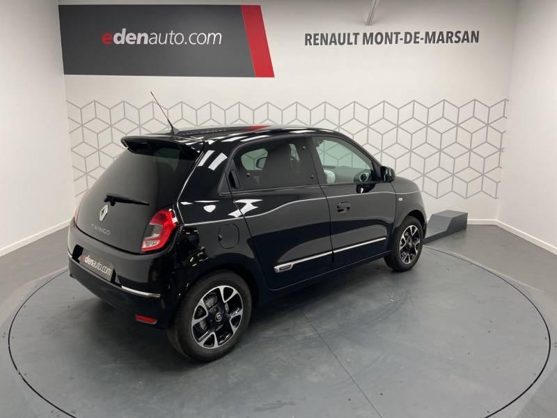 Renault Twingo III TCe 95 Intens Noir occasion à Mont de Marsan - photo n°17