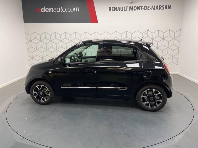 Renault Twingo III TCe 95 Intens Noir occasion à Mont de Marsan - photo n°13