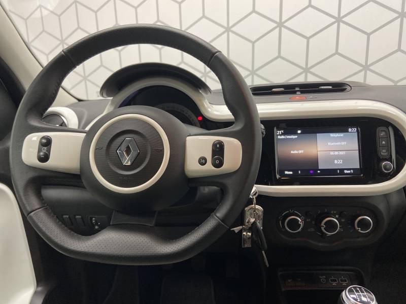 Renault Twingo III TCe 95 Intens Noir occasion à Mont de Marsan - photo n°9