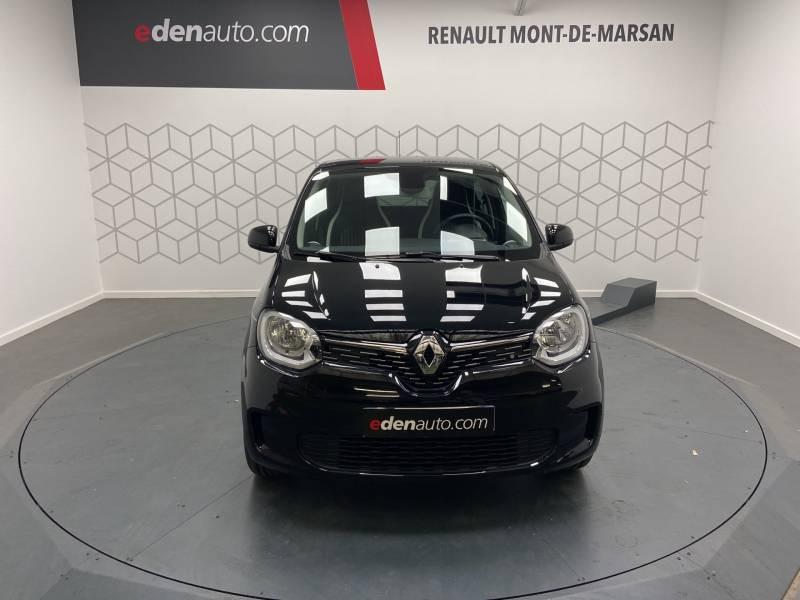 Renault Twingo III TCe 95 Intens Noir occasion à Mont de Marsan - photo n°14