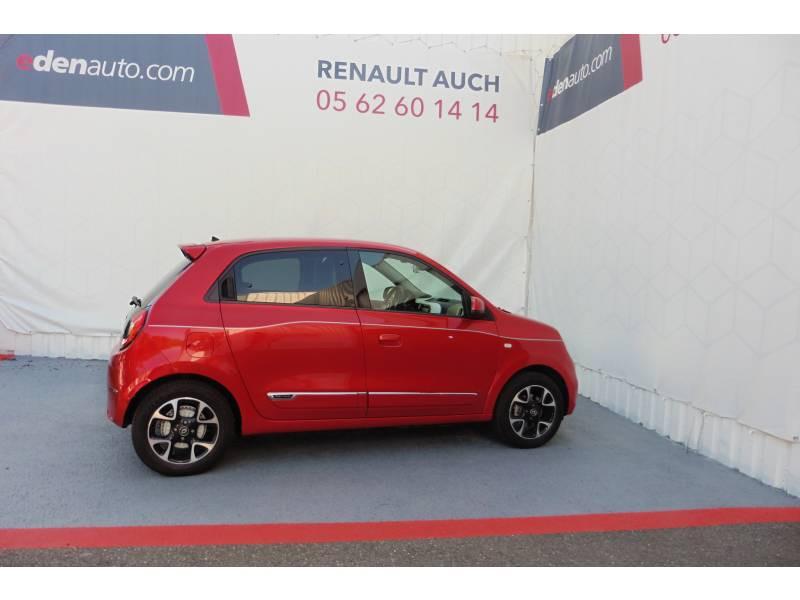Renault Twingo III TCe 95 Intens Rouge occasion à L'Isle-Jourdain - photo n°2