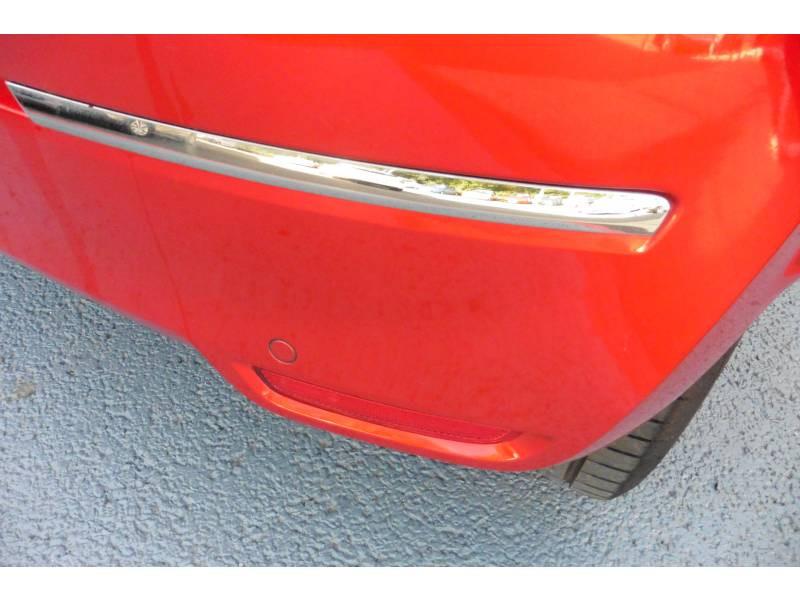 Renault Twingo III TCe 95 Intens Rouge occasion à L'Isle-Jourdain - photo n°8