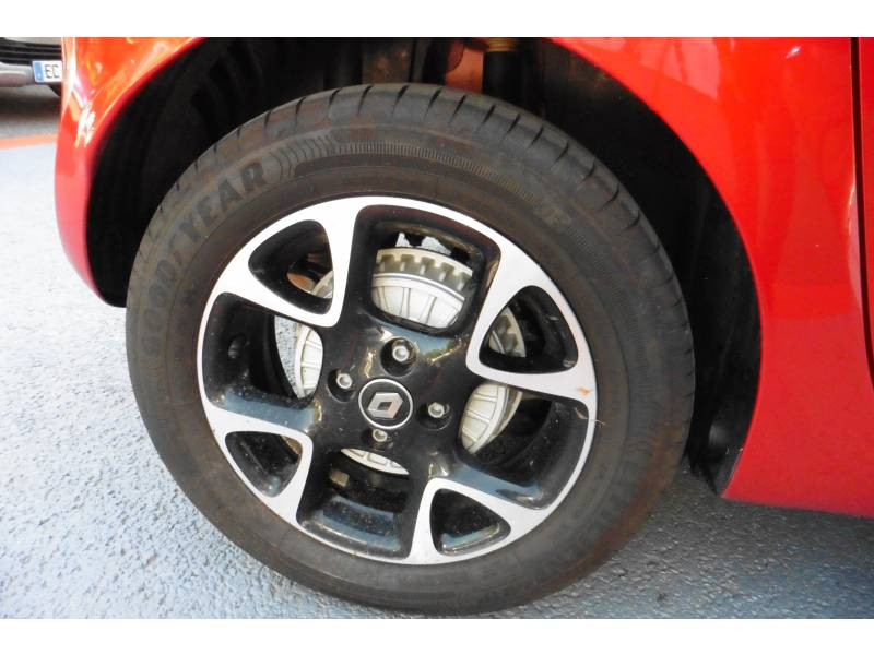 Renault Twingo III TCe 95 Intens Rouge occasion à L'Isle-Jourdain - photo n°7