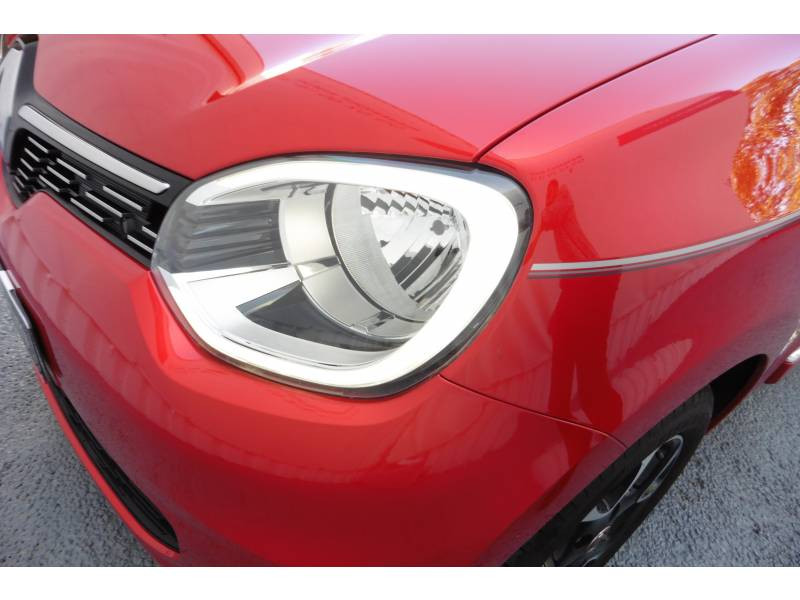 Renault Twingo III TCe 95 Intens Rouge occasion à L'Isle-Jourdain - photo n°9