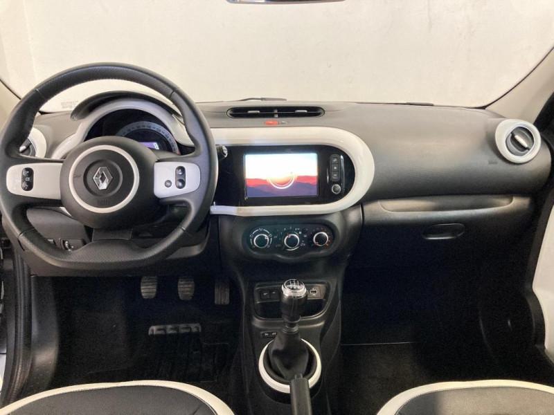 Renault Twingo III TCe 95 Intens Gris occasion à PLOUMAGOAR - photo n°6
