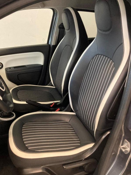Renault Twingo III TCe 95 Intens Gris occasion à PLOUMAGOAR - photo n°7