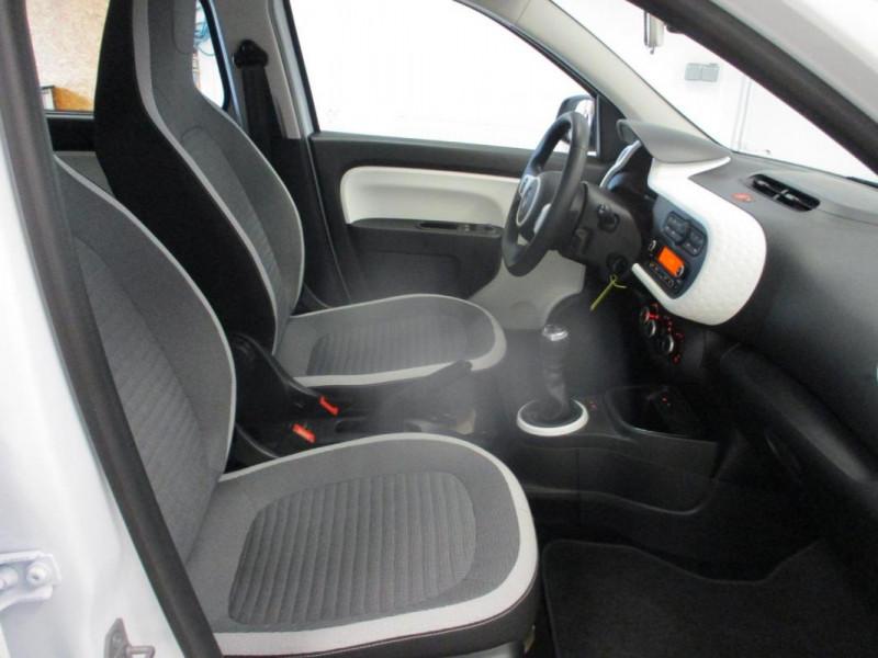 Renault Twingo III TCe 95 Zen Blanc occasion à CHERBOURG-EN-COTENTIN - photo n°7