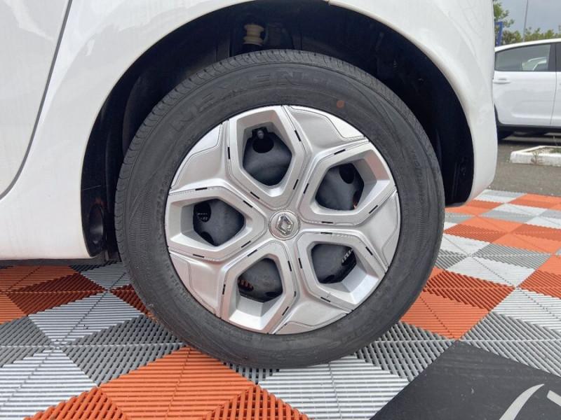 Renault Twingo Tce 65 ZEN Pack Modularité Blanc occasion à Montauban - photo n°8