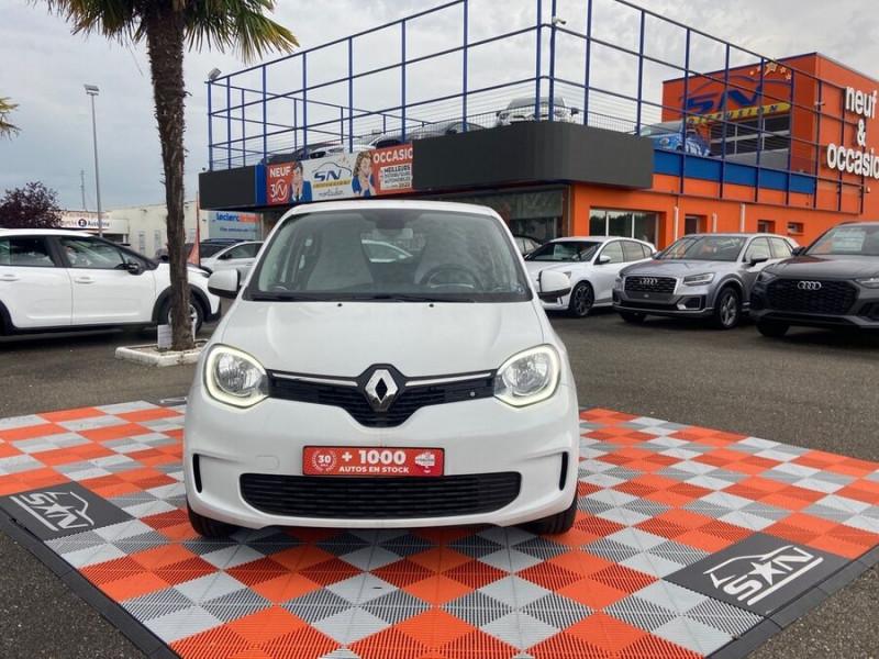 Renault Twingo Tce 65 ZEN Pack Modularité Blanc occasion à Montauban - photo n°19