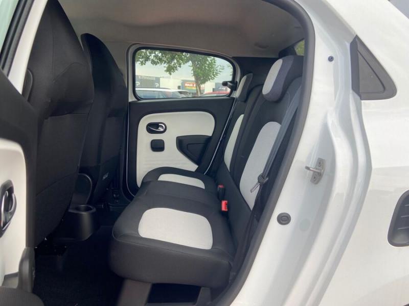 Renault Twingo Tce 65 ZEN Pack Modularité Blanc occasion à Montauban - photo n°4