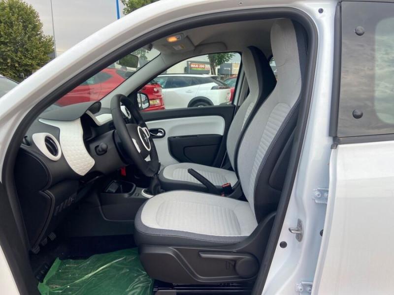 Renault Twingo Tce 65 ZEN Pack Modularité Blanc occasion à Montauban - photo n°3
