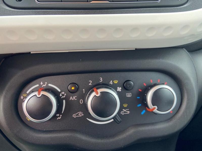 Renault Twingo Tce 65 ZEN Pack Modularité Blanc occasion à Montauban - photo n°11