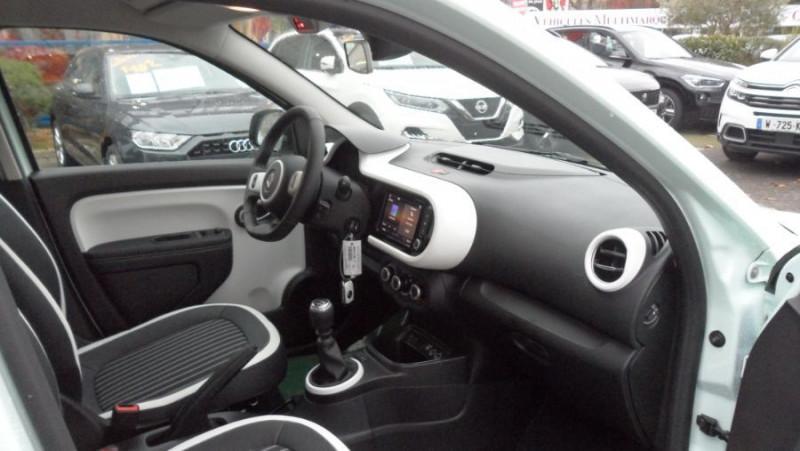 Renault Twingo Tce 95 INTENS Radar de Recul Vert occasion à Toulouse - photo n°13