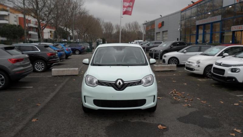 Renault Twingo Tce 95 INTENS Radar de Recul Vert occasion à Toulouse - photo n°2