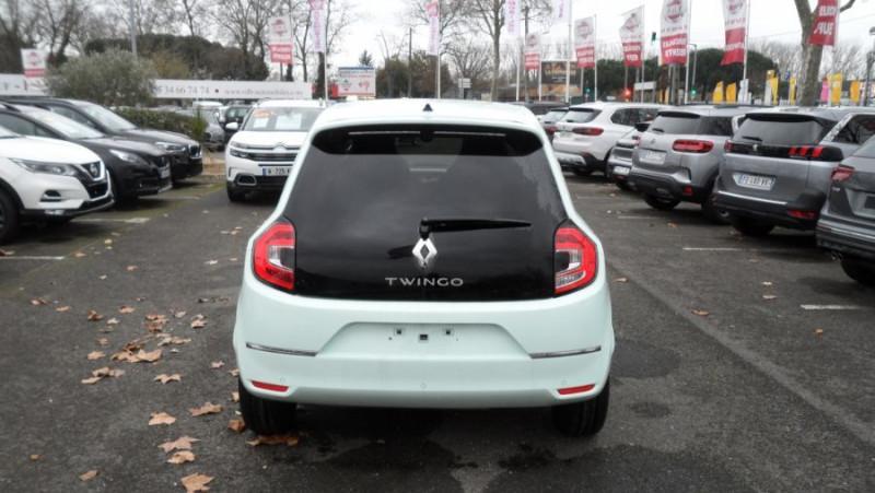 Renault Twingo Tce 95 INTENS Radar de Recul Vert occasion à Toulouse - photo n°5