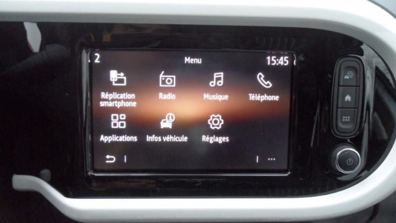 Renault Twingo Tce 95 INTENS Radar de Recul Vert occasion à Toulouse - photo n°20
