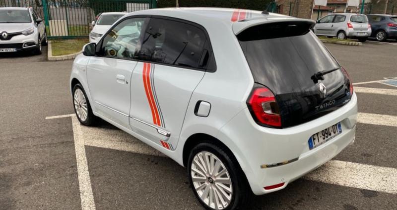 Renault Twingo Z.E. SERIE LIMITEE VIBES Blanc occasion à La Talaudiere - photo n°3