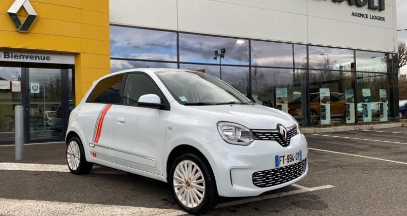 Renault Twingo Z.E. SERIE LIMITEE VIBES Blanc occasion à La Talaudiere