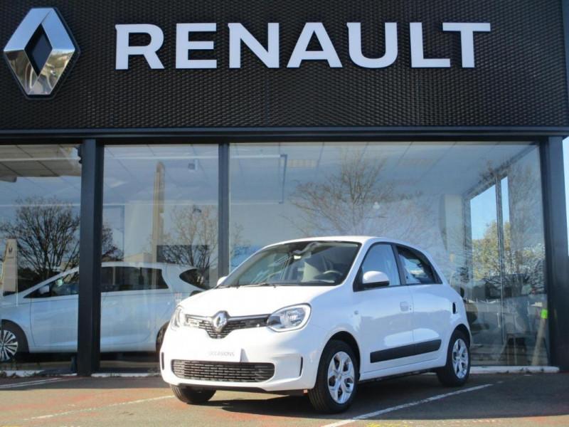 Renault Twingo Zen SCe 75 - 20 Blanc occasion à PAIMPOL