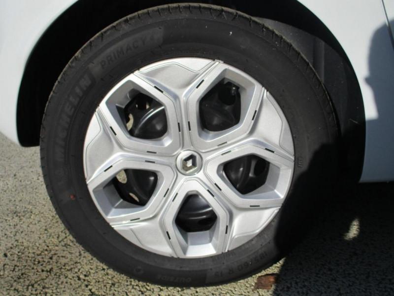 Renault Twingo Zen SCe 75 - 20 Blanc occasion à PAIMPOL - photo n°4