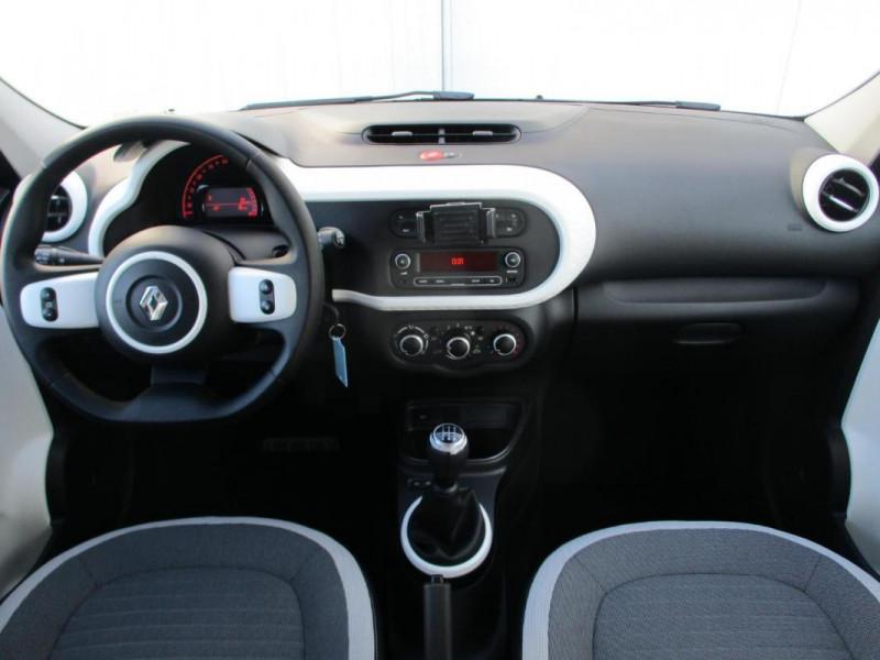 Renault Twingo Zen SCe 75 - 20 Blanc occasion à PAIMPOL - photo n°7