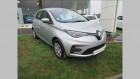 Renault Zoe Business charge normale R110 Achat Intégral - 20 Gris à SAINT BRIEUC  1 22