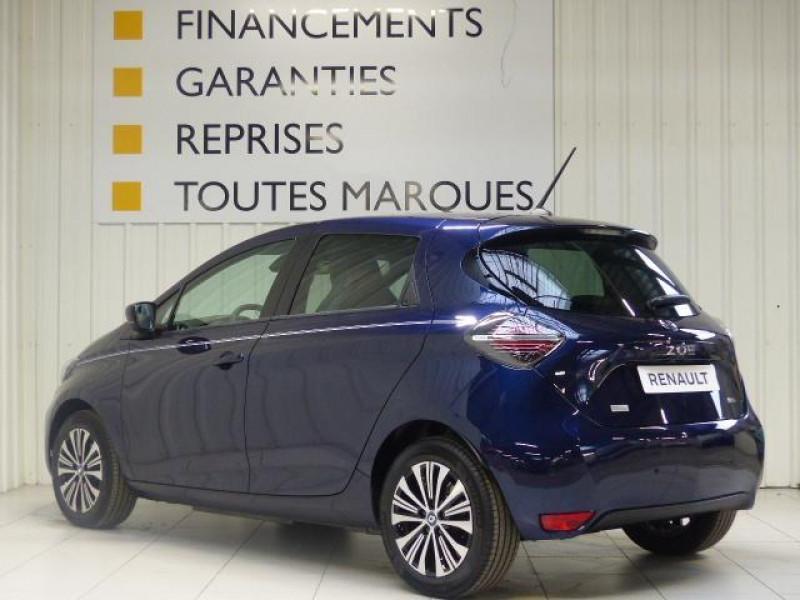 Renault Zoe E-Tech électrique Exception R135 - Achat intégral -2020  occasion à MORLAIX - photo n°4