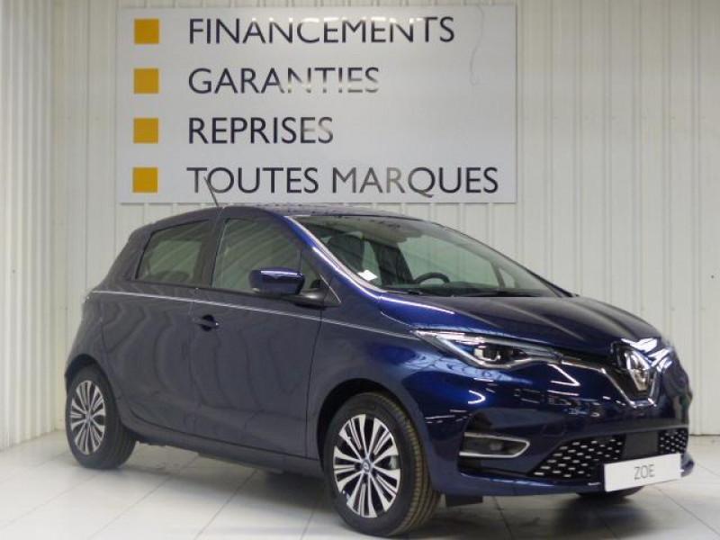 Renault Zoe E-Tech électrique Exception R135 - Achat intégral -2020  occasion à MORLAIX - photo n°2