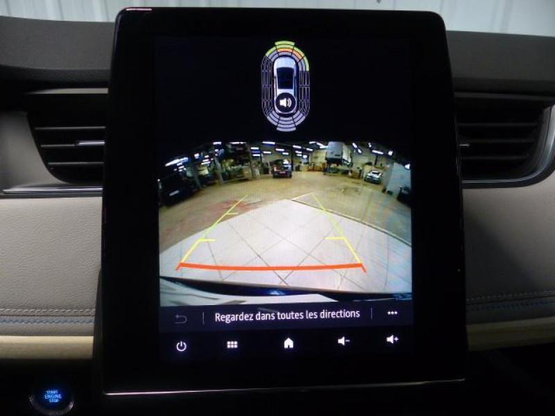Renault Zoe E-Tech électrique Exception R135 - Achat intégral -2020  occasion à MORLAIX - photo n°11