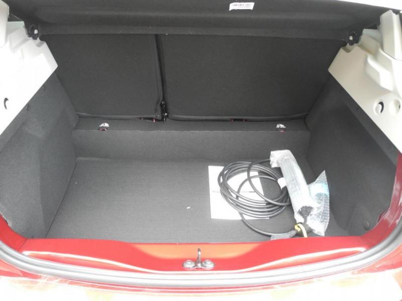Renault Zoe E-Tech électrique Intens R110 2019 Rouge occasion à AURAY - photo n°8