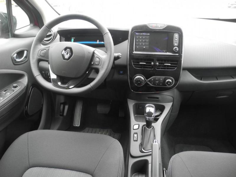 Renault Zoe E-Tech électrique Intens R110 2019 Rouge occasion à AURAY - photo n°6