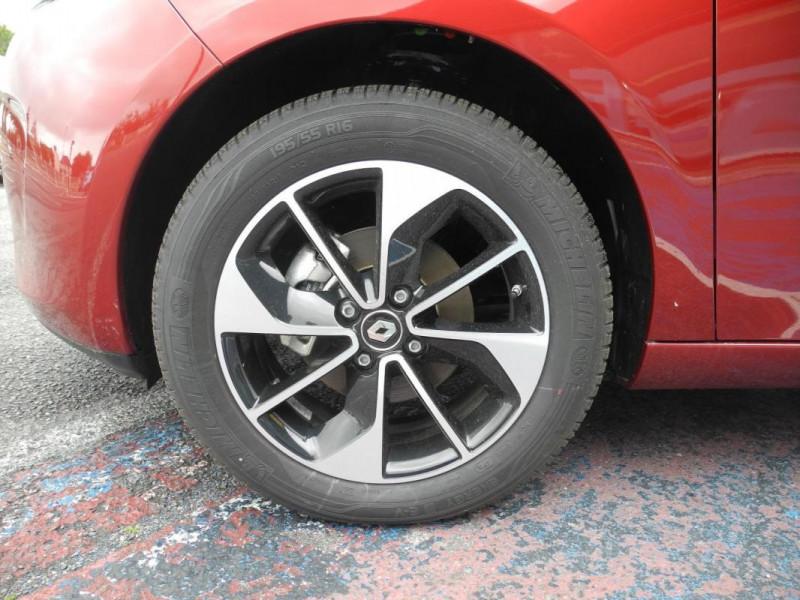 Renault Zoe E-Tech électrique Intens R110 2019 Rouge occasion à AURAY - photo n°9