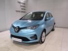 Renault Zoe E-Tech électrique Life R110 - Achat Intégral -2020 Bleu à LANNION 22