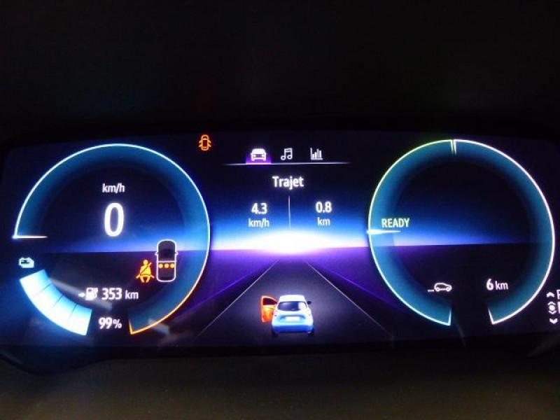 Renault Zoe E-Tech électrique Life R110 Bleu occasion à MORLAIX - photo n°12