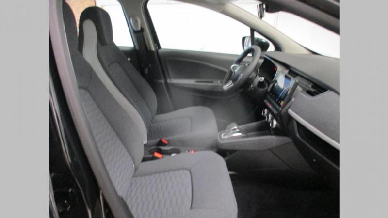 Renault Zoe E-Tech électrique Zen R110 - Achat Intégral -2020 Noir occasion à CHERBOURG-EN-COTENTIN - photo n°6