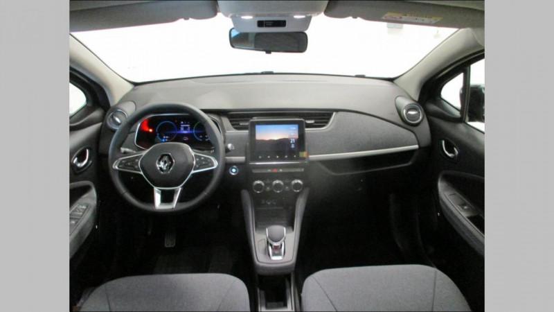 Renault Zoe E-Tech électrique Zen R110 - Achat Intégral -2020 Noir occasion à CHERBOURG-EN-COTENTIN - photo n°5