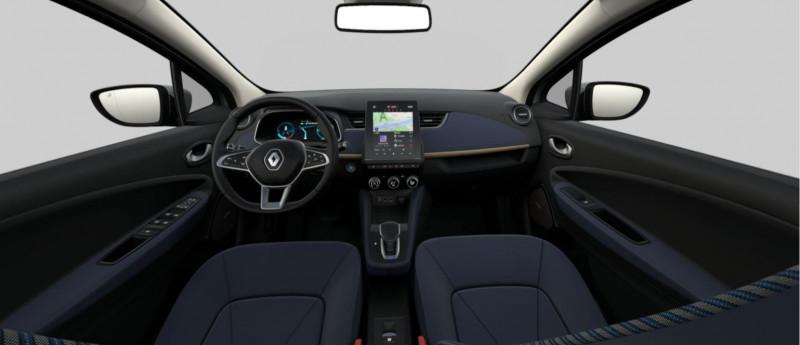 Renault Zoe E-Tech Exception charge normale R135 Achat Intégral - 21 Blanc occasion à Aire sur Adour - photo n°2