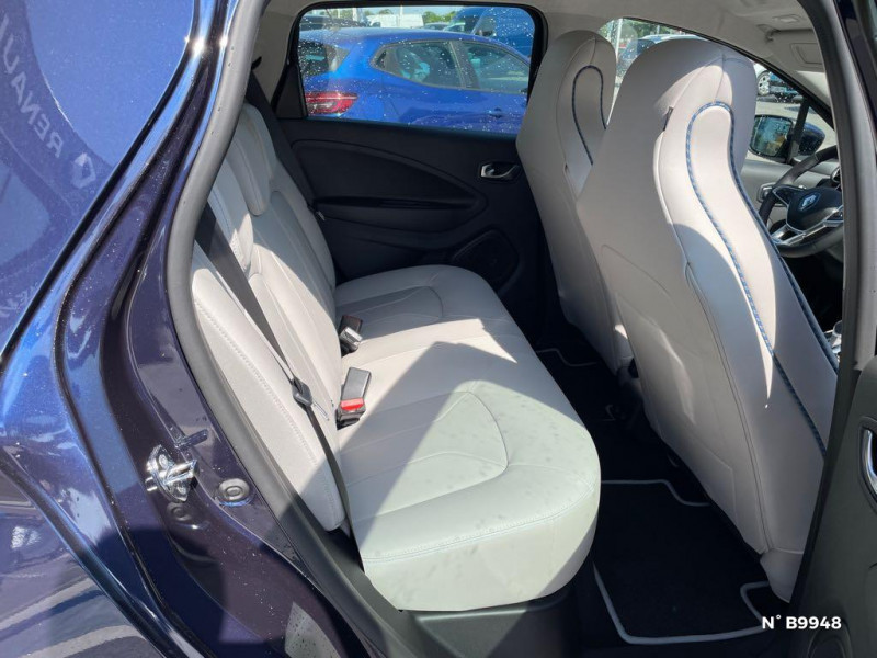 Renault Zoe E-Tech Exception charge normale R135 Achat Intégral - 21 Violet occasion à Persan - photo n°5