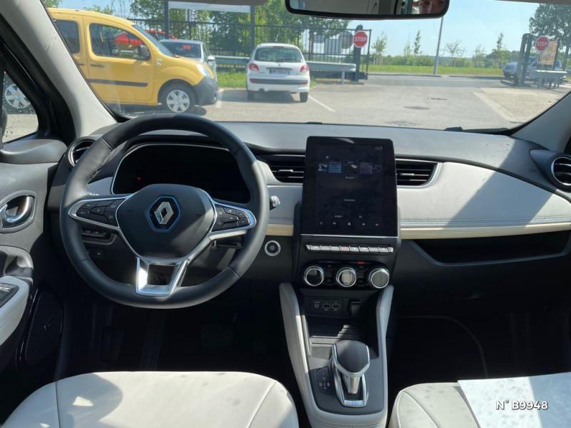 Renault Zoe E-Tech Exception charge normale R135 Achat Intégral - 21 Violet occasion à Persan - photo n°10