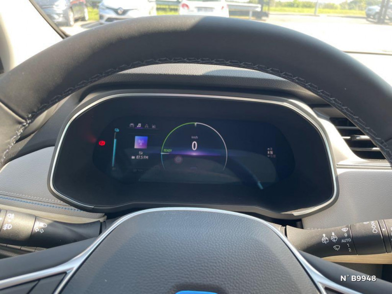 Renault Zoe E-Tech Exception charge normale R135 Achat Intégral - 21 Violet occasion à Persan - photo n°12