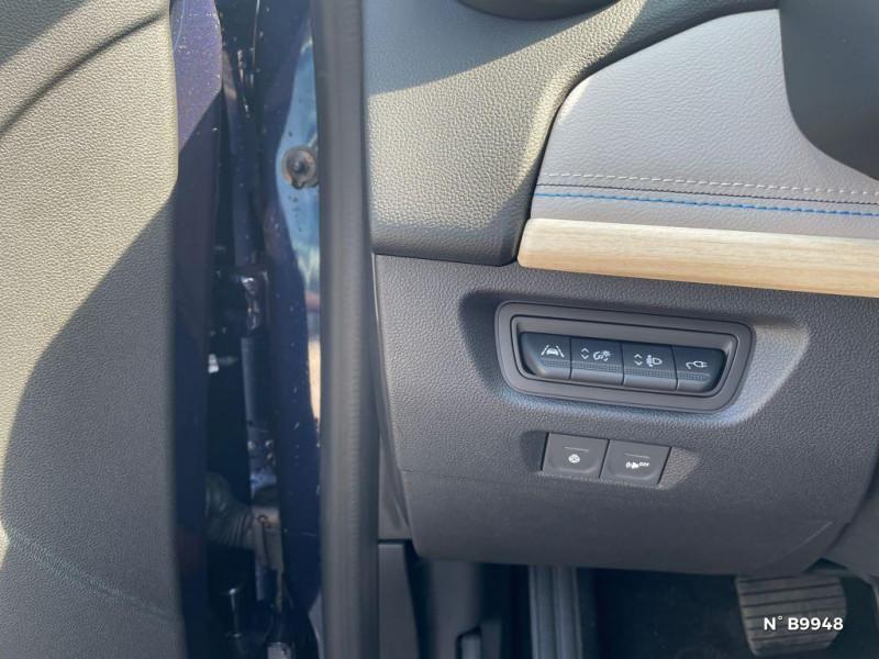 Renault Zoe E-Tech Exception charge normale R135 Achat Intégral - 21 Violet occasion à Persan - photo n°15